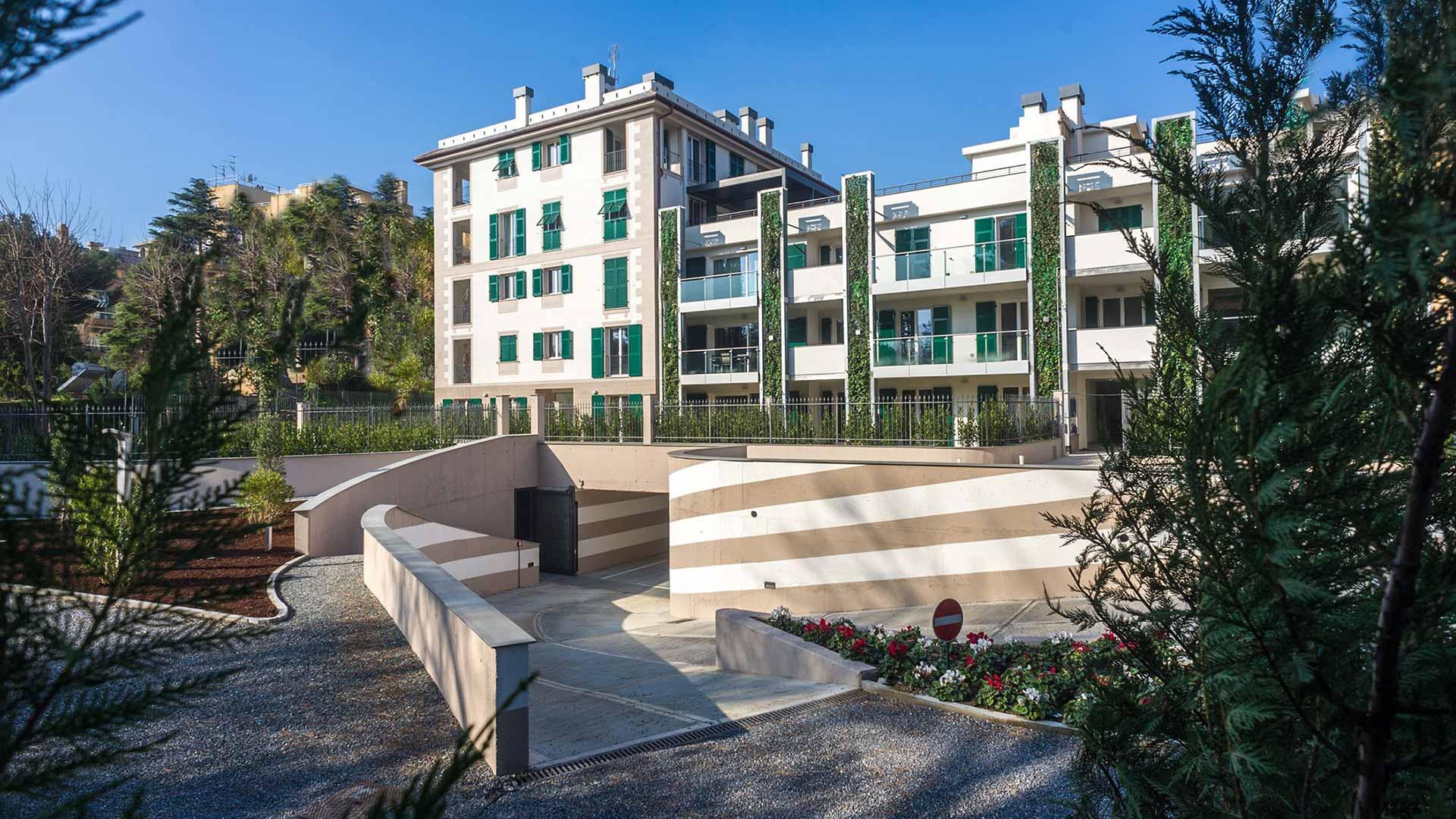 Appartamenti In Vendita A Genova Albaro